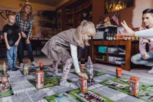 Legionowo angielski dla dzieci konwersacje nauka przez zabawę gry planszowe